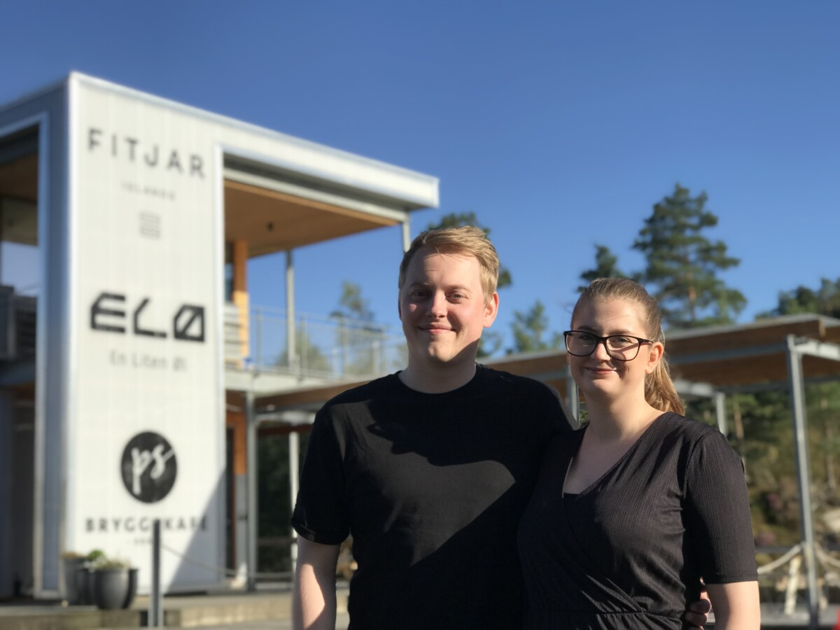Edith og Tor Henrik