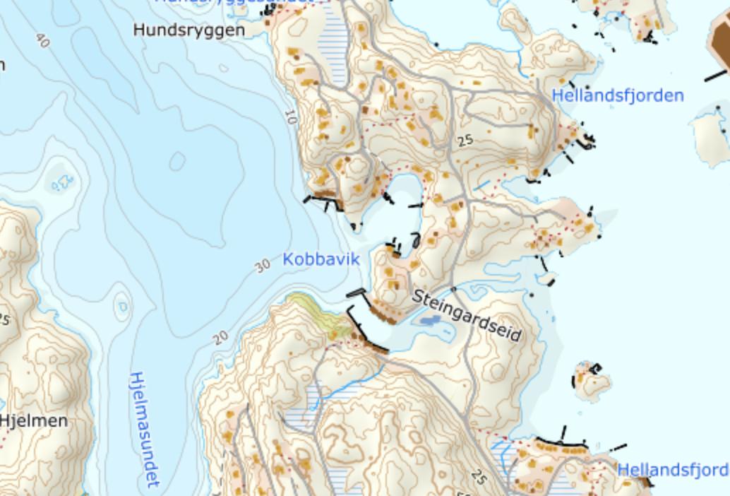 PS Bryggekafé Kråko, Fitjar