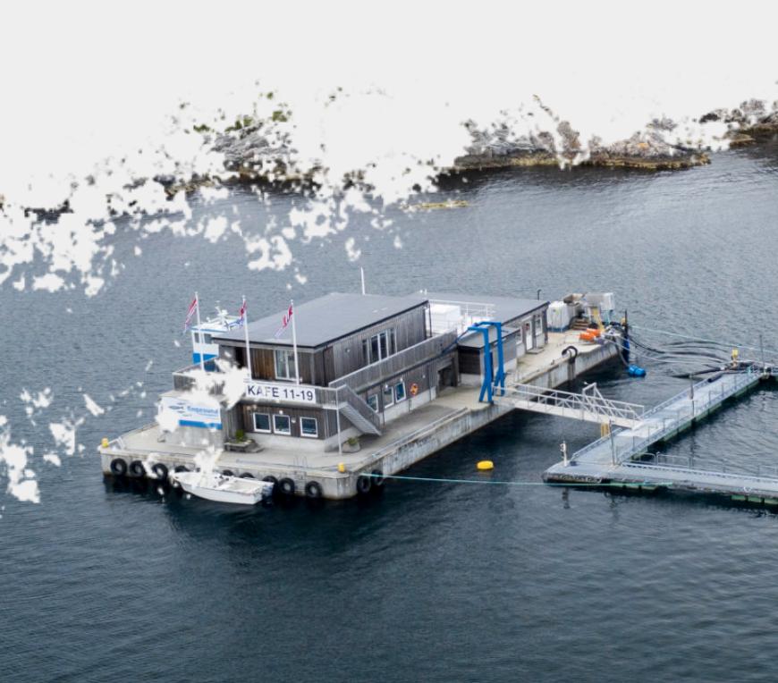 Engesund Fiskeoppdrett og visningsanlegg