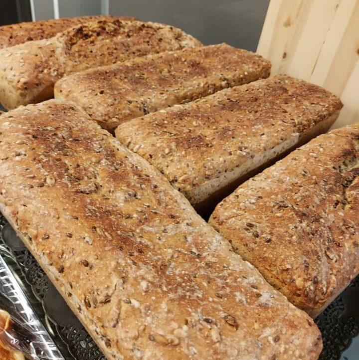 Kilden brød på PS Bryggekafé