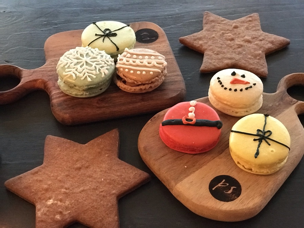 Julemakroner PS Bryggekafé, Kråko