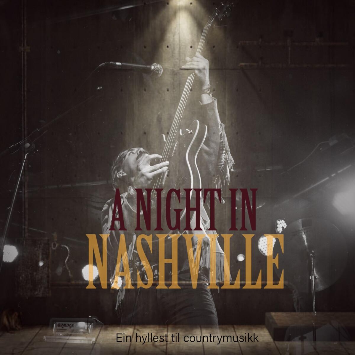 A night in Nashville